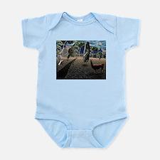 Dali's Llama Infant Bodysuit