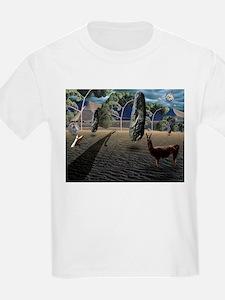 Dali's Llama T-Shirt