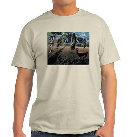 Dali's Llama Light T-Shirt