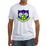 NORAD Fitted T-Shirt