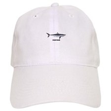 Shortfin Mako Shark Baseball Cap