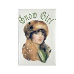 Snow Girl Magnets (10 pack)