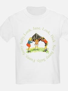 Playing Kids T-Shirt