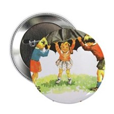 """Dick and Jane 2.25"""" Button"""