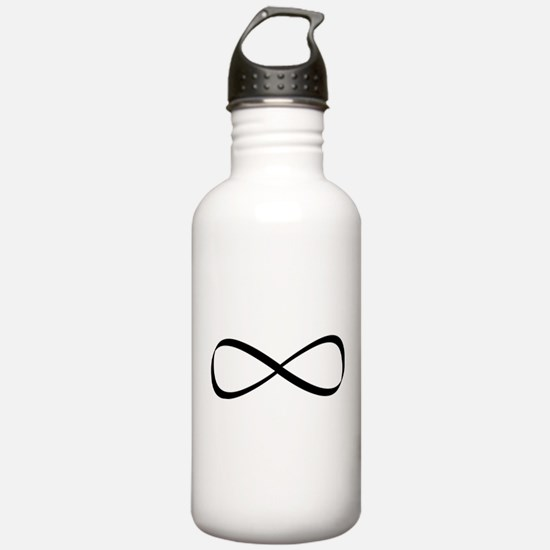 Infinity Sign Water Bottle