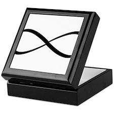 Infinity Sign Keepsake Box