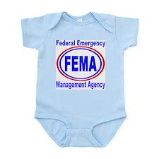 FEMA Infant Bodysuit