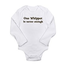 One Whippet Body Suit
