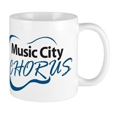 Music City Chorus Logo Mug