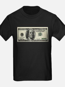 100 Dollar Bill T