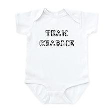 TEAM CHARLIE Infant Creeper