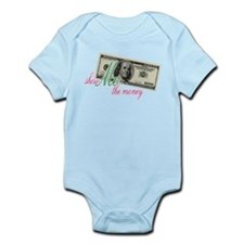 Show Me the Money Infant Bodysuit