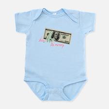 Show Me the Money Infant Bodysuit