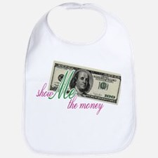 Show Me the Money Bib