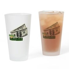 Benjamins Drinking Glass