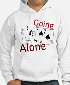 Going Alone Hoodie
