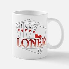 Euchre Loner Mug