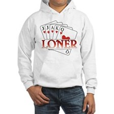 Euchre Loner Hoodie