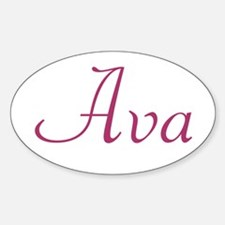 Ava Pink Decal
