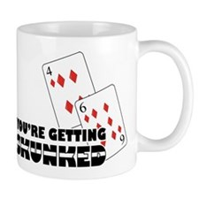 Getting Skunked Mug