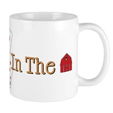 In the Barn Mug