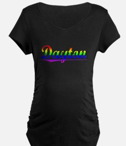 Dayton, Rainbow, T-Shirt