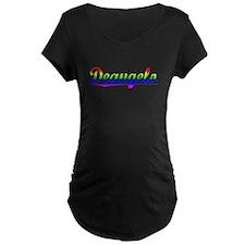 Deangelo, Rainbow, T-Shirt