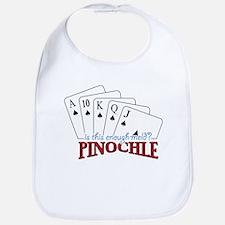 Pinochle Cards Bib