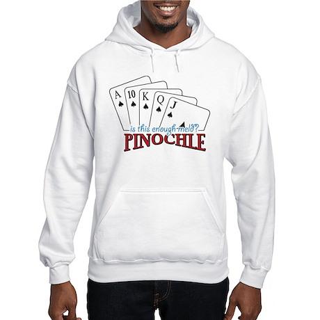 Pinochle Cards Hooded Sweatshirt