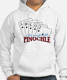 Pinochle Cards Hoodie