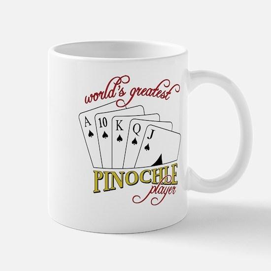 Pinochle Player Mug