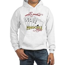 Pinochle Player Hoodie