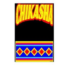 CHIKASHA Postcards (Package of 8)