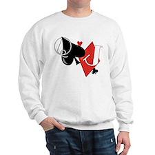 Spade and Diamond Sweatshirt