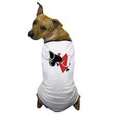 Spade and Diamond Dog T-Shirt