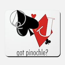 Got Pinochle? Mousepad