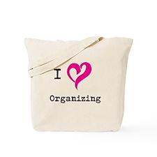 I 3 Organizing Tote Bag