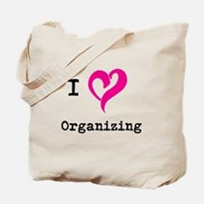 I 3 Organizing Tote Bag