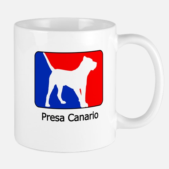 RWB Presa Canario Mug