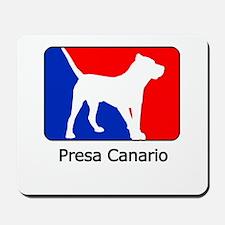 RWB Presa Canario Mousepad