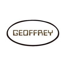 Geoffrey Circuit Patch