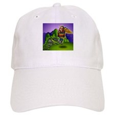 Angel de Machu Picchu Baseball Baseball Cap