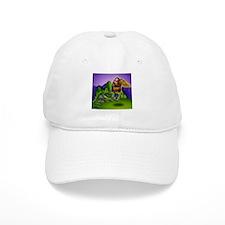 Angel de Machu Picchu Baseball Cap