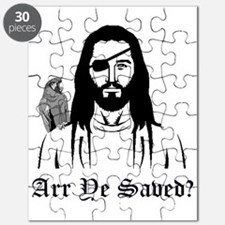 Pirate Jesus Puzzle