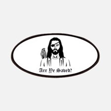 Pirate Jesus Patches
