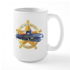 USS Texas 775 Mug