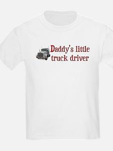 Little Truck Driver T-Shirt