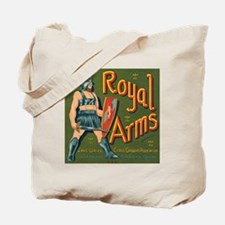 Royal Arms Tote Bag