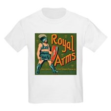 Royal Arms Kids T-Shirt