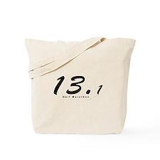 13.1 Half Marathon.png Tote Bag